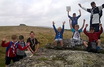 north tawton scouts outside adventures